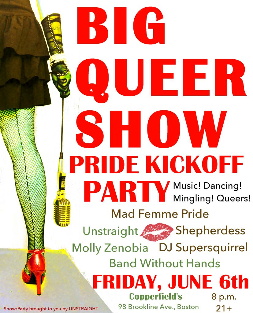 June 6th BIG QUEER SHOW full 2